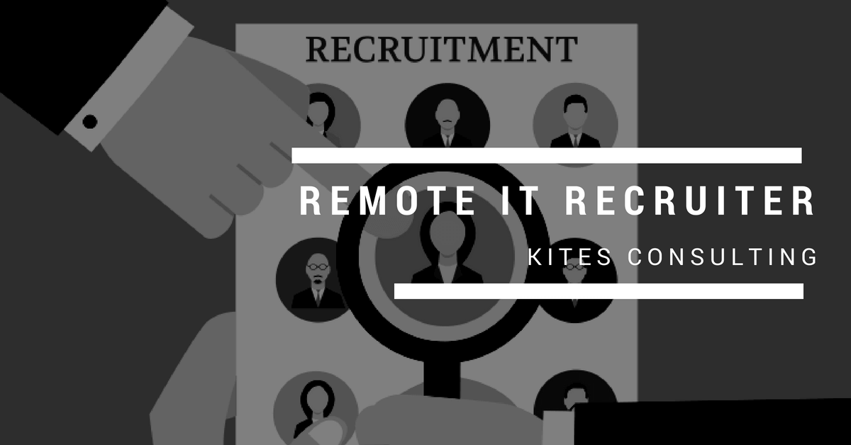 Remote IT Recruiter